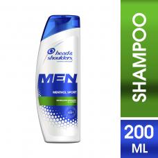 Shampoo Head & Shoulders Menthol Refrescante 200ml