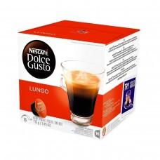 Cápsulas De Café Nescafé Dolce Gusto Caffé Lungo Caixa Com 16 - Nestlé