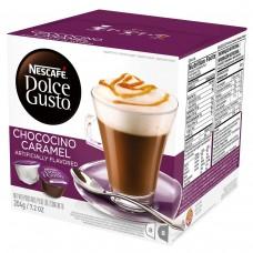Cápsulas De Café Nescafé Dolce Gusto Chocolate Com Caramelo Caixa Com 16 - Nestlé