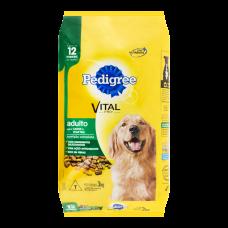 Ração Pedigree Para Cães Adultos Sabor Carne E Vegetais 3kg