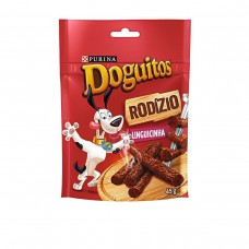 Biscoito Para Cães Linguicinha Doguitos 45g