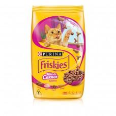 Ração Friskies Para Gatos Seleção Saborasa Mix De Carnes 3kg