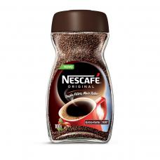 Café Solúvel Granulado Extraforte Original Nescafé Vidro 100g