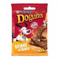 Biscoito Para Cães Sabor Frango Doguitos 65g