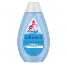 Shampoo Infantil Johnson´s Baby Cheirinho Prolongado 400ml