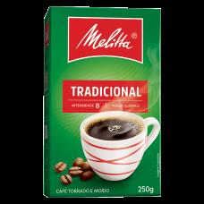 Café Tradicional Melitta Vacuo 250g