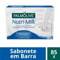Sabonete Palmolive Nutri - Milk Com Hidratantes 85g