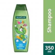Shampoo Infantil Palmolive Naturals Kids Cabelo Cacheado 350ml