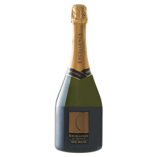 Espumante Brasileiro Branco Cuvée Prestige Chandon Excellence Chardonnay Pinot Noir Serra Gaúcha Garrafa 750ml