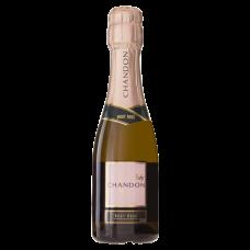 Espumante Brasileiro Rosé Chandon Baby Chardonnay Serra Gaúcha Garrafa 187ml