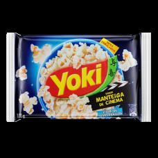 Yoki Popcorn Micro Manteiga Cinema 100g