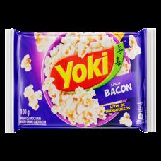 Yoki Popcorn Micro Bacon 100g