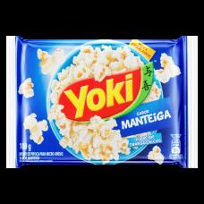 Yoki Popcorn Micro Manteiga 100g