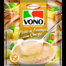 Sopa De Peito De Frango Com Queijo Vono 17g