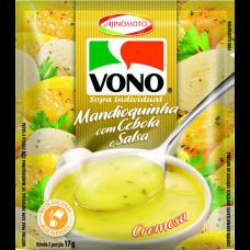 Sopa De Mandioquinha Com Cebola E Salsa Vono Pacote 17g