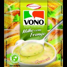 Sopa De Milho Com Frango Vono 18g