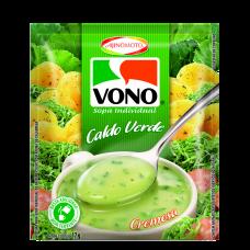 Sopa De Caldo Verde Vono 17g