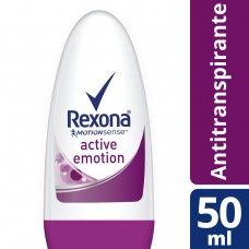 Desodorante Roll On Rexona Women Active Emotion 50ml