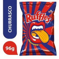Batata Frita Sabor Churrasco Ruffles 96g