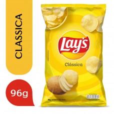 Batata Frita Lisa Clássica Lay's Pacote 96g- 1