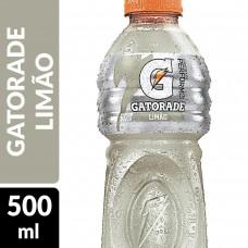 Isotônico Gatorade Sabor Limão Garrafa 500ml