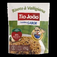 Risoto à Valligiana Cozinha & Sabor Tio JoÃo Pacote 175g