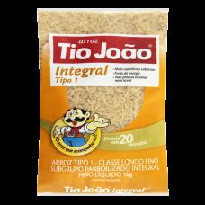 Arroz Integral Tipo 1 Tio JoÃo Pacote 1kg