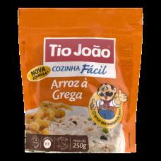 Risoto à Grega Cozinha Fácil Tio JoÃo Pacote 250g