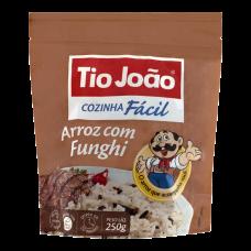 Risoto Com Funghi Cozinha Fácil Tio JoÃo Pacote 250g