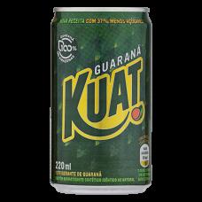 Refrigerante Kuat Guaraná Lata 220ml