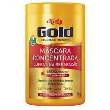 Creme De Hidratação Máxima Niely Gold Máximo Pote 1kg