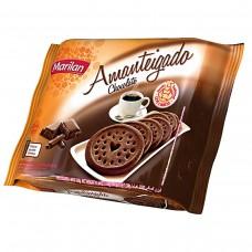 Biscoito Marilan Amanteigado Chocolate Pacote 330g