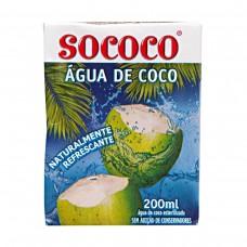 Água De Coco SocÔco 200ml