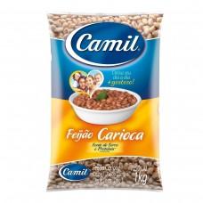 Feijão Carioca Tipo 1 Camil Pacote 1kg