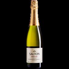 Vinho Espumante Nacional Demi Sec Salton Garrafa 750ml