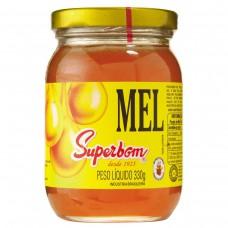 Mel De Abelha Silvestre Superbom Vidro 330g