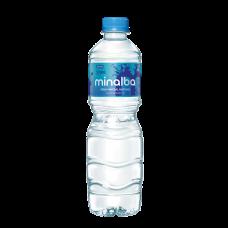 Água Mineral Sem Gás Minalba Garrafa 510ml