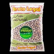 Feijão Carioca Broto Legal Pacote 1kg