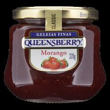 Geleia De Morango Queensberry Vidro 320g