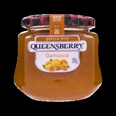 Geleia De Damasco Diet Queensberry Vidro 280g