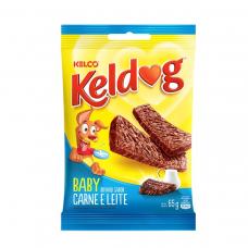 Biscoito Para Cães Filhotes Bifinho Keldog 65g