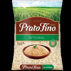 Arroz Integral Tipo 1 Prato Fino Pacote 1kg