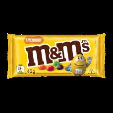 Confeito De Chocolate Com Amendoim M&m´s Pacote 49g
