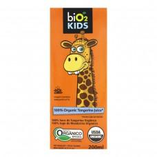 Suco Orgânico Bio2 Sabor Tangerina Kids 200ml