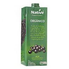 Suco Orgânico Native Sabor Açaí Com Guaraná 1 Litro