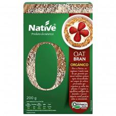Farelo De Aveia Oat Bran Native Caixa 200g