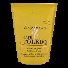 Café Em Grãos Expresso Gourmet Toledo Pacote 500g