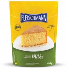 Mistura Para Bolo Sabor Milho Fleischmann 450g