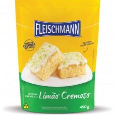Mistura Para Bolo Cremoso De Limão Fleischmann 450g