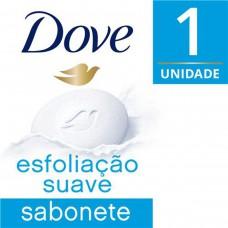 Sabonete Em Barra Dove Esfoliação Suave 90g